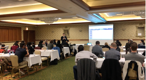 May 2018, 2018, Seminar in Chicago