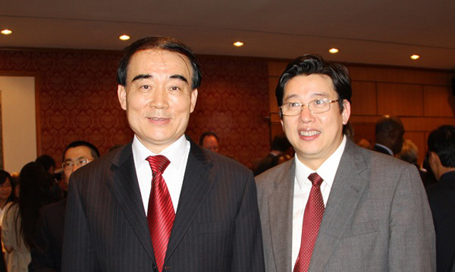 Mr. Li, Baodong Chinese Vice Minister of Foreign Affairs